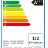 CROWN CWM 6301BL ENERGY LABEL