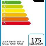 WHIRLPOOL FWSG71283 ENERGY LABEL