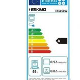 ESKIMO es5060w_ENERGY LABEL