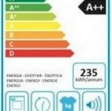 Sharp KD-GHB8S7GW2 ENERGY LBL